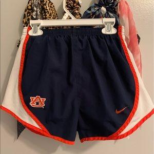 Auburn Nike shorts